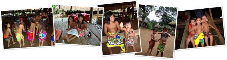View Embera Children
