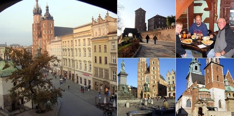 View Krakow