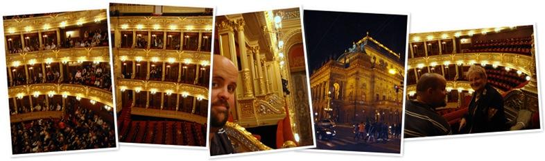 View prague opera